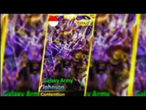 NEW LEGENDARY SKIN JOHNSON IN MOBILE LEGEND LEGENDS