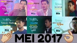 Video Drama Melayu Menarik Sepanjang Mei 2017   Slot MegaDrama Ria   Raihana Oasis   Tiara Astro Prima download MP3, 3GP, MP4, WEBM, AVI, FLV Januari 2018