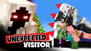 MONSTER SCHOOL : CHRISTMAS VACATION - UNEXPECTED VISITOR