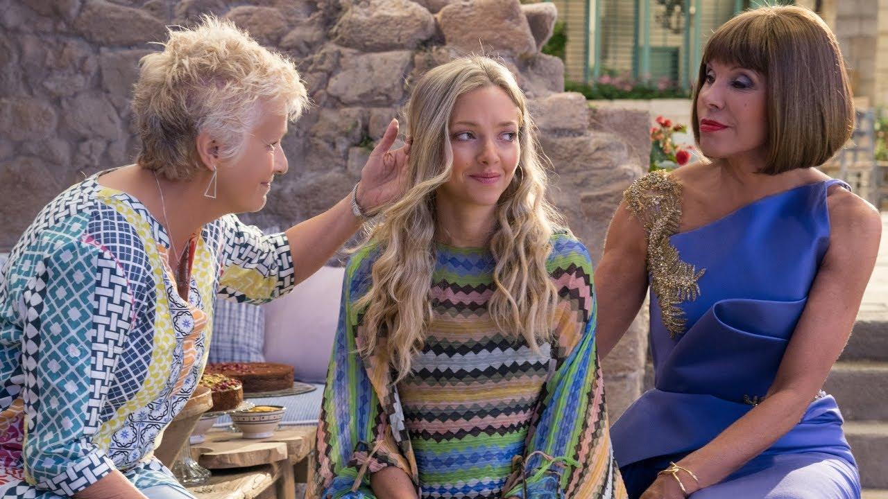 Mamma Mia 2 Here We Go Again Angel Eyes Song Youtube