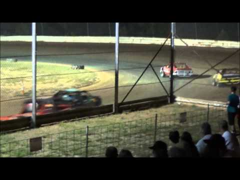 Doe Run Raceway Mini Stock Feature 9-4-15