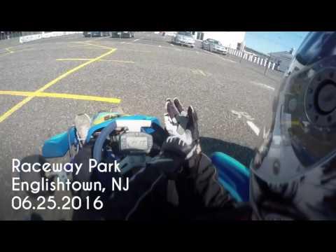 Kart - Full Tilt Racing - Raceway Park - Englishtown, New Jersey