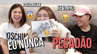 Mix - EU NUNCA PESADÃO FT KEVINHO E PAVANELLI