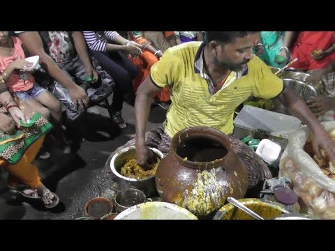 Crazy People Eating Phuchka in Kankinara West Bengal | Stree