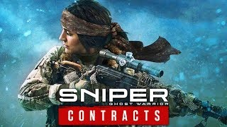 SNIPER GHOST WARRIOR CONTRACTS NEW Exclusive Gameplay