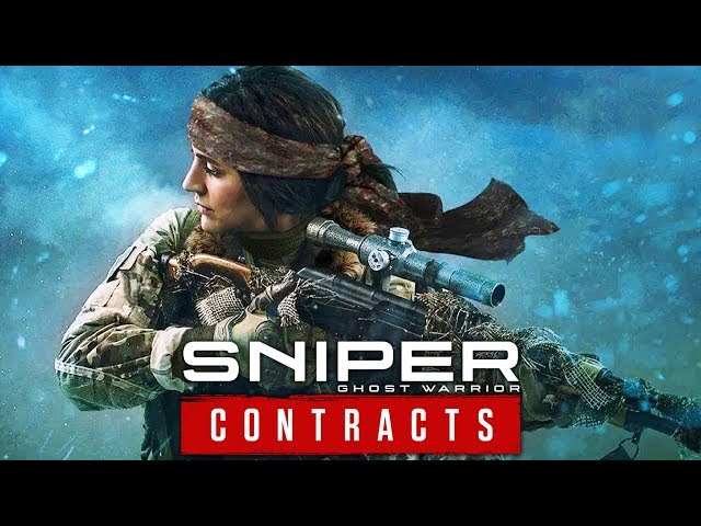 Sniper Ghost Warrior Contracts (видео)