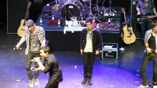 big time rush til i forget about you london