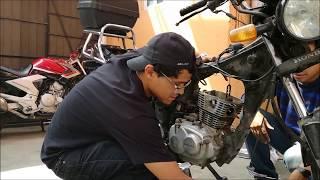 Video Honda Titán 150cc - Reparación de Fuga de Aceite download MP3, 3GP, MP4, WEBM, AVI, FLV April 2018