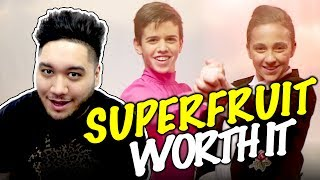 Superfruit Worth It Perfect REACTION