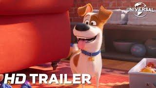 La Vida Secreta De Tus Mascotas 2 - Trailer 1 (Universal Pictures Latam) HD