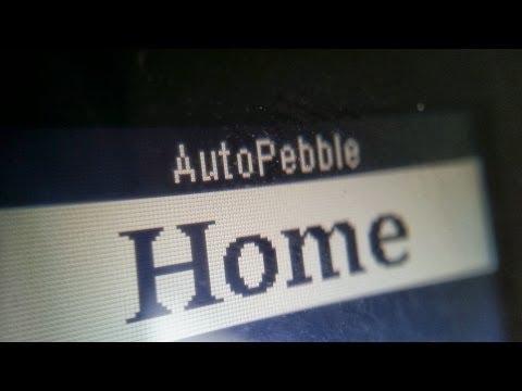 AutoPebble