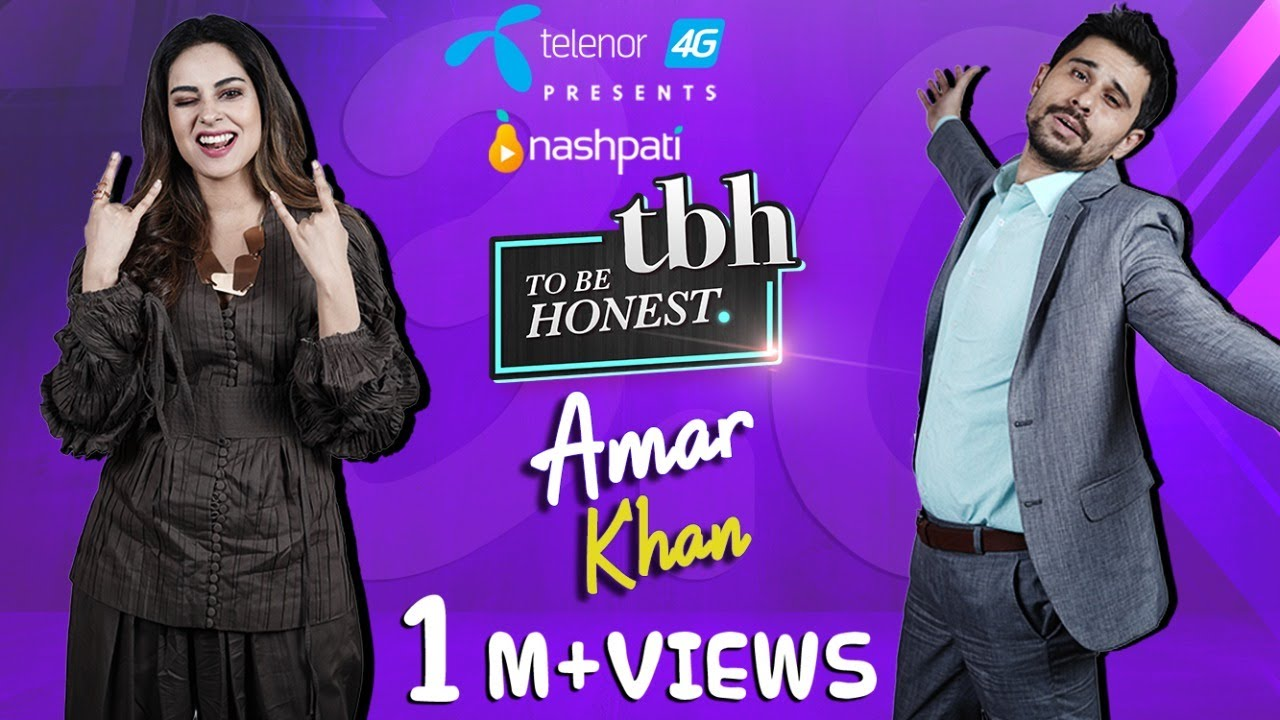 Download To Be Honest 3.0 Presented by Telenor 4G   Amar Khan   Tabish Hashmi   Full Episode   Nashpati Prime
