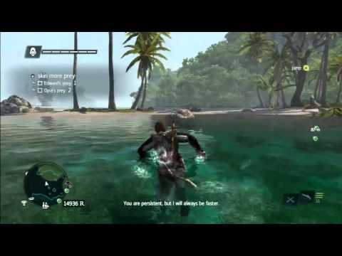Assassin's Creed 4 Black Flag Adventures - Templar Hunt - Opia Apito - The Taino Assassin