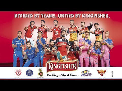 Kingfisher Rap Anthem 2019 | Divided By Teams. United By Kingfisher.