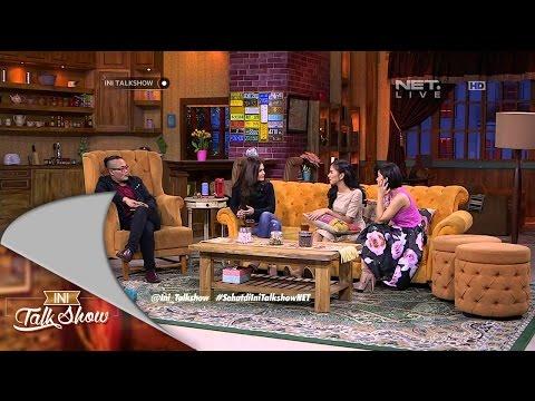 Ini Talk Show 22 Januari 2015 Part 2/4 - Putri Titian, Cut Tary, Nina Zatulini Dan Meliani Siti