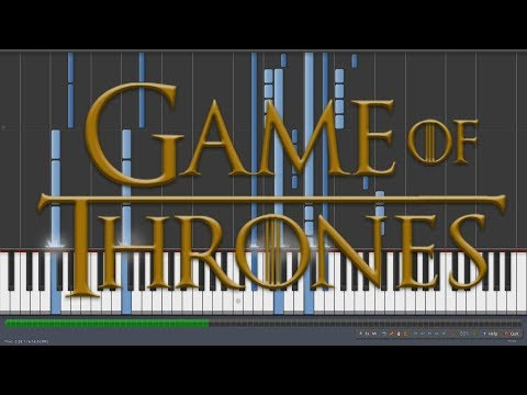 the winds of winter game of thrones piano cover. Black Bedroom Furniture Sets. Home Design Ideas