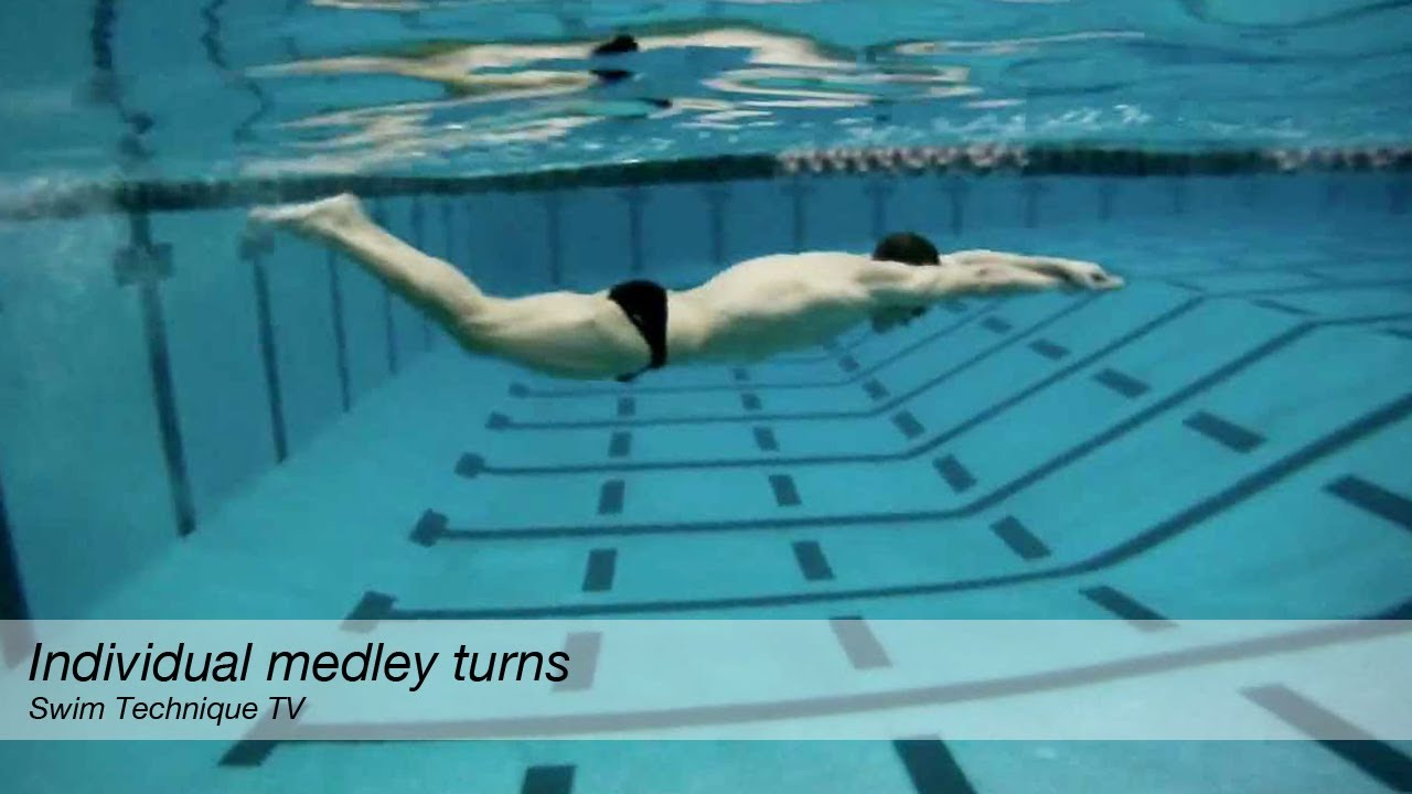 Watch How to Perform a Flip Turn While Swimming video