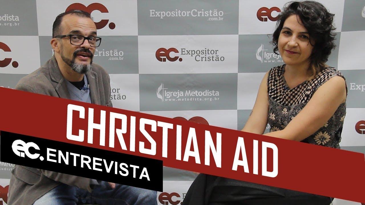 Entrevista com Sarah de Roure   Christian Aid Brasil