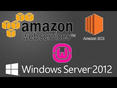 HOW TO (FREE SITE HOSTING): AWS EC2 Free Tier, Windows Server, WampServer, PHPMyAdmin