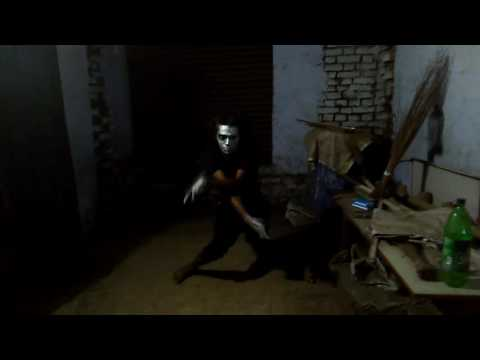 "Horror Dance By Anuj Tutter From Extreme street warrior ""sitapur"""