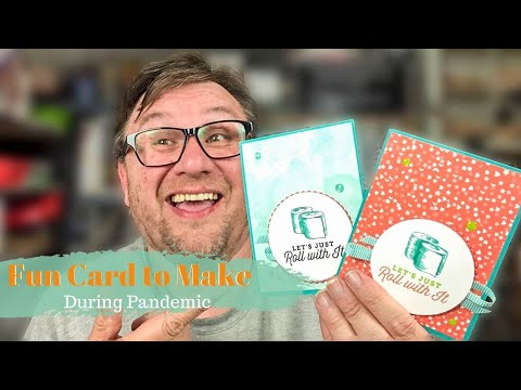 How To Create A Fun Card To Send During Pandemic To A Friend