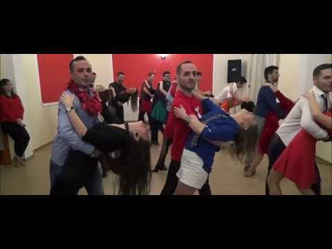 Sonrisa DC Christmas Party - Incepatori Bachata (grupa 1)