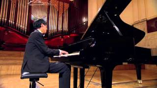 Eric Lu – Waltz in A flat major Op. 42 (second stage)