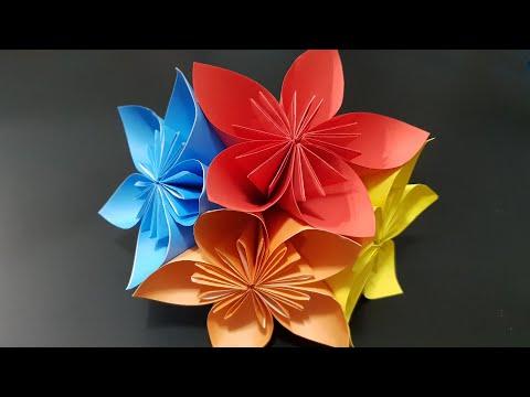 KUSUDAMA HEART - Ohana-basic Kusudama family gallery -   Origami ...   360x480
