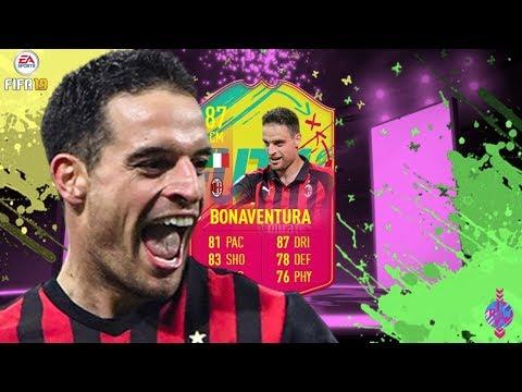 FIFA 19   (87) CARNIBALL BONAVENTURA PLAYER REVIEW!!   CARNIBALL PLAYER REVIEW!!   FUT19