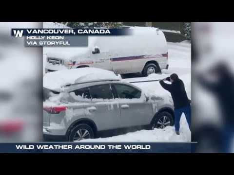 Weather Around The World - January 15th, 2020