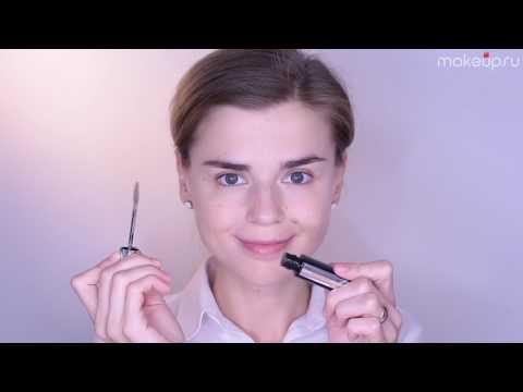 Как правильно наносить макияж? Видеоурок