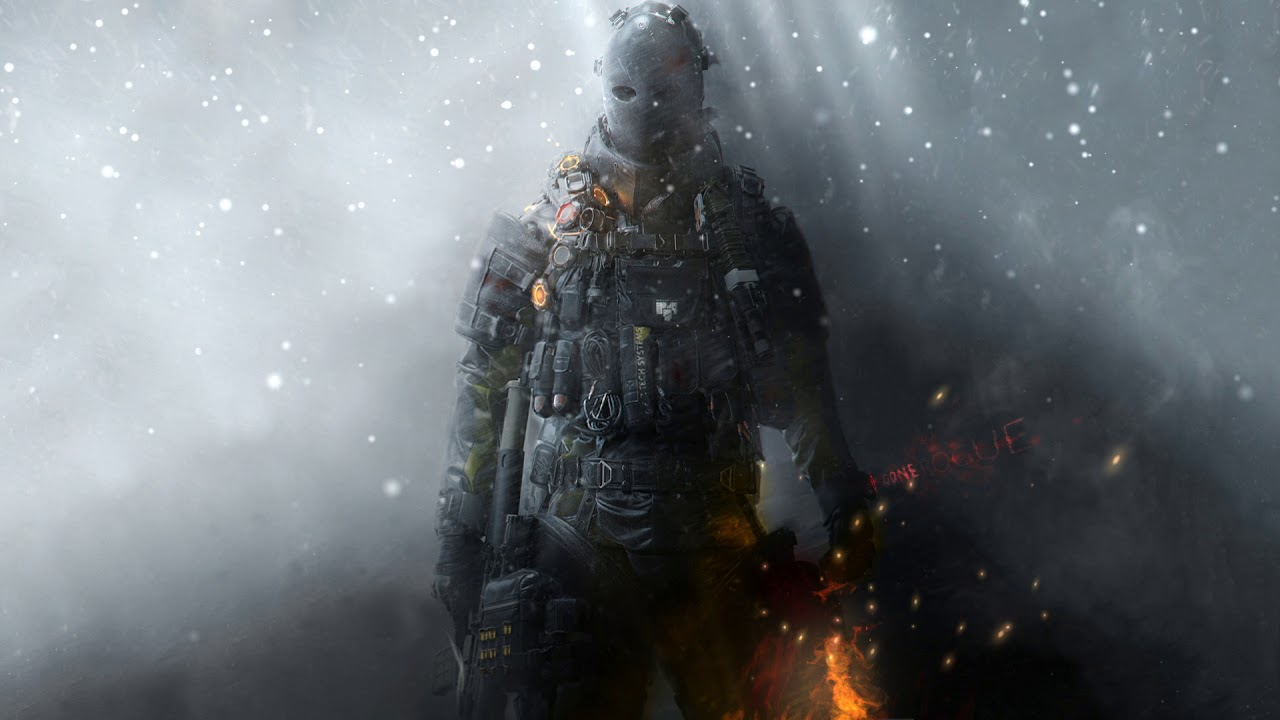The Division Hunter Wallpaper Animated Youtube