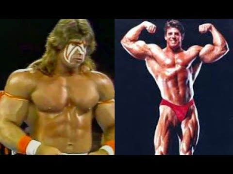 The Ultimate Warrior: The Bodybuilding Days