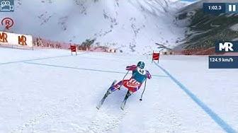 Ski challenge 19 - val disere