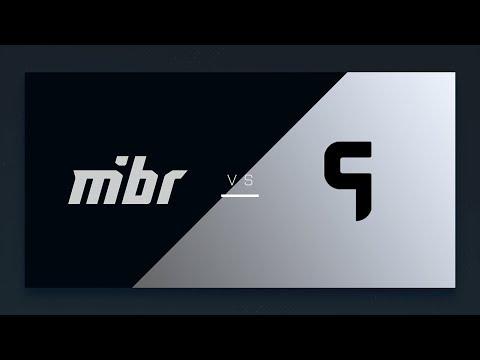 CS:GO - MIBR vs. Ghost [Cache] Map 1 - NA Matchday 1 - ESL Pro League Season 8