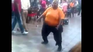 o t genasis coco bahamas torpedo remix fat black guy dance funny