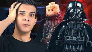 LEGO Star Wars - РОЖДЕНИЕ ДАРТА ВЕЙДЕРА - Набор На Обзор (75183)