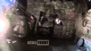 Война на Украине  Работа снайпера