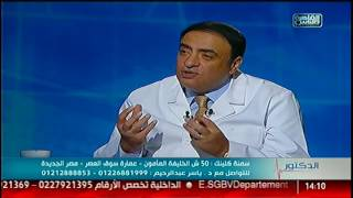 الدكتور | عمليات تكميم المعدة مع د. ياسر عبد الرحيم