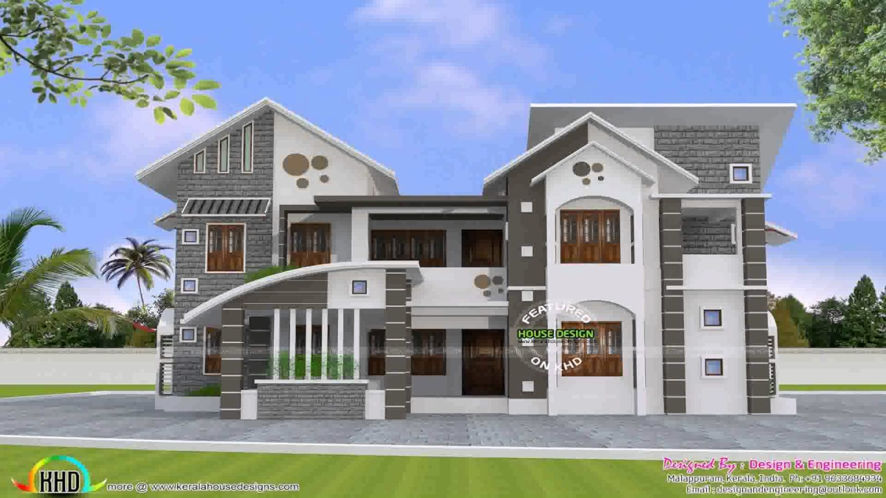 house outlook design in india youtube