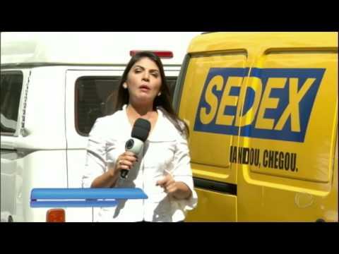 Agências dos Correios sofrem com assaltos por causa do tráfico de drogas
