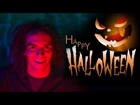 🎃 Happy Halloween! Arsenal stars read Horror movie lines...