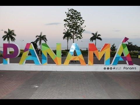 Panama City, Panama JAN2018 VLOG #1- 30th Birthplace Visit