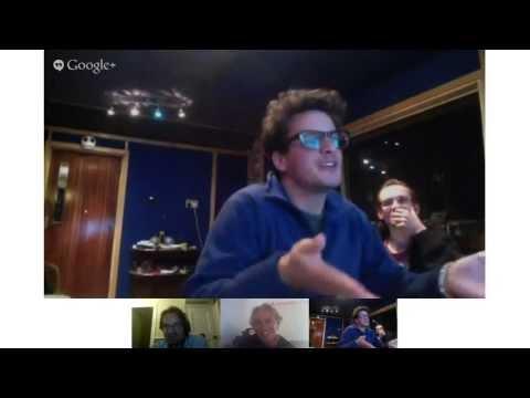 Acoustic Fields Fossil Studios London Interview