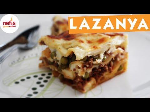 Lazanya Nasıl Yapılır?- Makarna Tarifleri - Nefis Yemek Tarifleri
