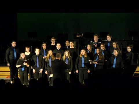 Narragansett Regional High School Winter Concert 2019