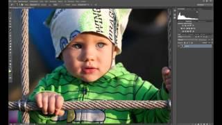 Уроки Photoshop  - основные инструменты