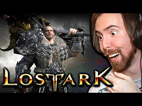 Next Big MMO! Asmongold LOVES Lost Ark, But is it P2W? [DEEP DIVE]