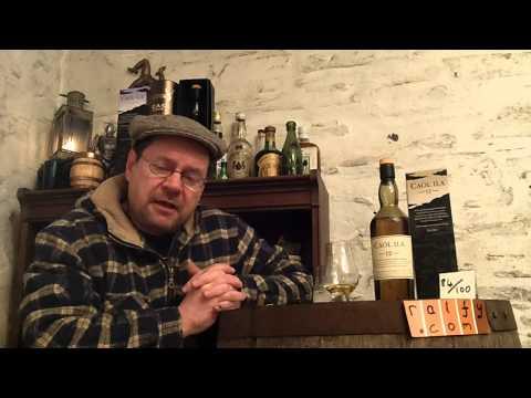 whisky review 432 - Caol Ila 12yo malt re-reviewed