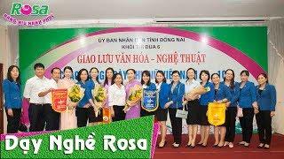 Cuộc thi cắm hoa nhân ngày Phụ Nữ Việt Nam 20/10 tại Hội quán Trấn Biên